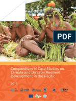 Compendium of Case Studies on Climate and Disaster Resilient Development in the Pacific