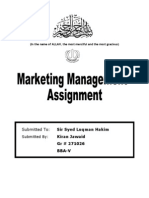 Demand Marketing - Kiran
