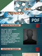 Caso Clinico Qx