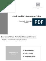 Saudi Economic Cities OECD