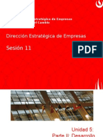Tema 5.2 Desarrollo Organizacional (1)