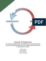 anxietydepression handbook