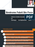 Síndrome Febril Sin Foco