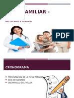 Ficha Familiar - Taller