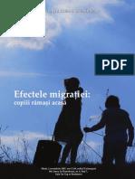 Efectele migratiei
