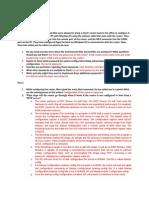 CIS 207 Unit 1 Case Project Questions