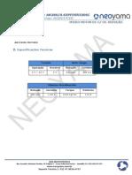 Micro Motor Dc c Cx Red - Tensao- 5 00 Vdc - Rpm- 330 Rpm - Dat-i001203