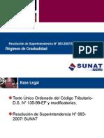 Regimen de Gradualidad Segun Sunat.pptx