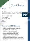 tally non-clinical pip