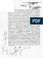 Convenio Colectivo de Trabajo Sectorial para el Personal Civil y Docentes Civiles de las Fuerzas Armadas y de Seguridad