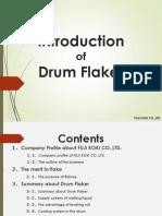 Drum Flaker