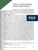 ENTREVISTA Edurado Viola