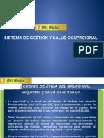 Sistema de Gestion de Seguridad y Salud Ocupacional AZUL