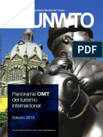 Omt Panorama Turismo 2015