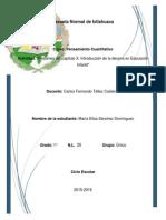 Introducción a La Decena en Ducacion Infantil