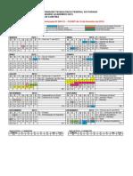 CT - Calendario Academco 2015
