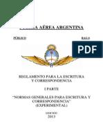 Reglamentacion Para La Escritura y Correspondencia RAG - 6 Ed 2013