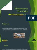 Planeamiento Estratégico Exposicion 20151609