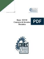 Bases Cimec 2015