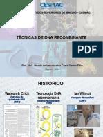 Tecnicas de DNA Recombinante