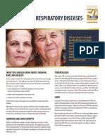 Smoking Asang Respiratory Diseases