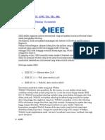Badan Standarisasi IEEE