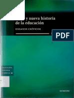 Depapepe, Marc - Vieja y Nueva Historia de La Educación