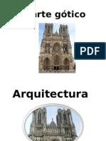 Arte Gotico TERMINADO