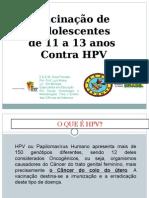 Vacinacao HPV 2014