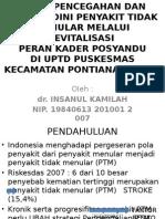 Slide Peran Kader Posbindu