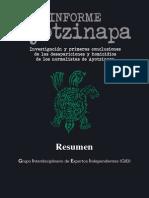 Resúmen Gei Ayotzinapa