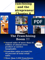 Francahising and Entrepreneurship