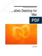 Parallels Desktop for Mac User Guide