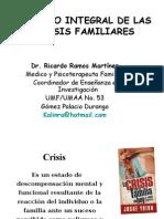 Manejo Integral de Las Crisis Familiares