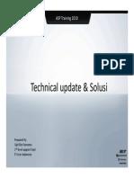 Technical Update & Solusi