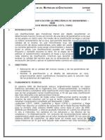 Sistema de Clasificación Macizo Rocoso.