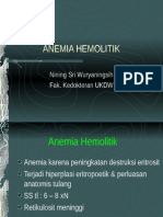Anemia Hemolitik -2014
