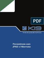 k19 k21 Persistencia Com Jpa2 e Hibernate