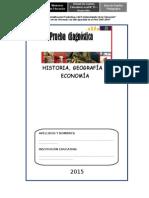 2 Prueba HGE_2do Grado 2015 - Corregido