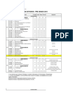 Plan de Estudios 2015