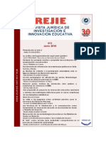 REVISTA JURIDICA DE INVESTIGACION E INNOVACION EDUCATIVA 2