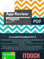 app review project