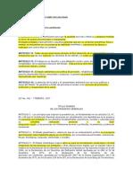 Legislación Colombiana Sobre Discapacidad