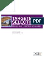 Targetedselection Mg Ddi