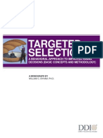 Targetedselection Mg Ddi
