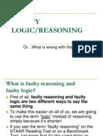 Faulty Logic