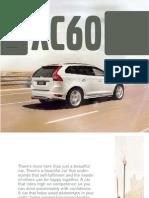 Volvo 2013 XC60 Brochure v2