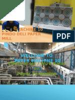 Paper Machine 10