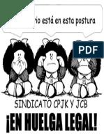 Mafalda en Huelga