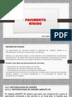 9. PAVIMENTO RIGIDO